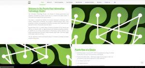 Diseño de página web pritcluster