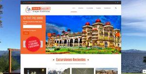Travel Gallery por Edwebstudio.com
